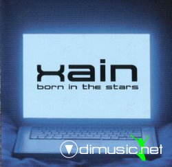 Xain - Born In The Stars CD""