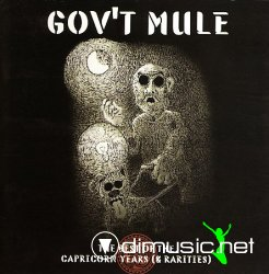 Gov't Mule Best Of The Capricorn Years And Rarities CD - Import