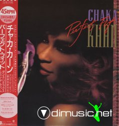 Chaka Khan - Perfect Fit  - Japan Remix E.P. - 1986