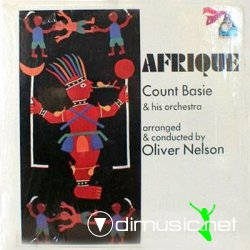 Count Basie & His Orchestra, Arranged & Conducted by Oliver Nelson, Afrique, 1971
