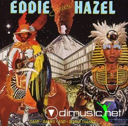 Eddie Hazel - Games, Dames And Guitar Thangs(1973)