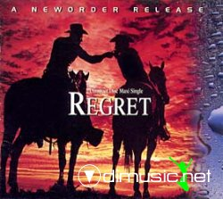 NEW ORDER - Regret (CD Maxi) 1993