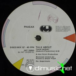 Phaeax - Talk About 12