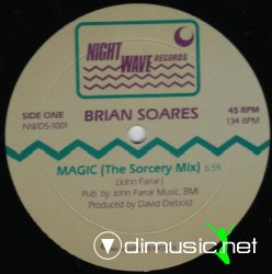 Brian Soares - Magic