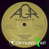 BOGAZ - 1983 I've got love (Rare Maxi)