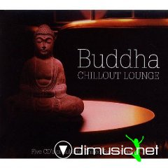 Buddha Chillout Lounge-5CD Platinum Collection