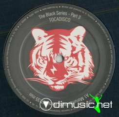 Tocadisco - The Black Series Part 3 (SUPER4034)-Vinyl-2008