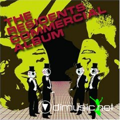 The Residents - Commercial Album: 25th Anniversary Special Edition [EXTRA TRACKS] [SPECIAL EDITION]