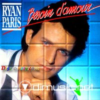 "Ryan Paris - Besoin D'Amour 12"" Maxi [Rare]"
