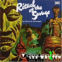 Les Baxter - Ritual of Savage