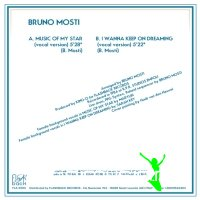 "Bruno Mosti - Music Of My Star 12"" Maxi"