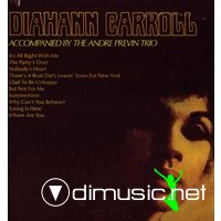 Diahann Carroll - Accompanied By The Andre Previn Trio