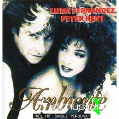 Cover Album of Peter Kent & Luisa Fernandez - Ambiente