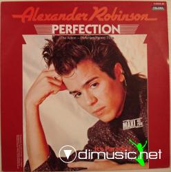 Alexander Robinson - Perfection (Italo Disco Rare)