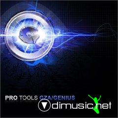 Cover Album of GZA/Genius - Pro Tools (2008)