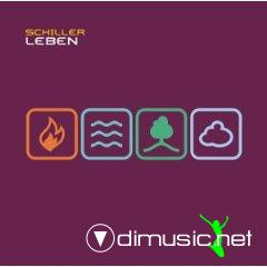 Cover Album of Schiller - Leben Ltd. Edition(192kb+CD Cover)