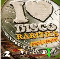 I Love Disco Rarities Special Version Vol.2