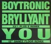 Boytronic - Bryllyant - CD Maxi - 1988