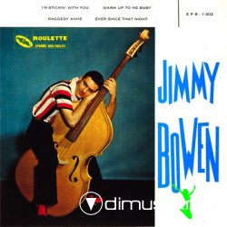 Jimmy Bowen - I'm Stickin' With You (1957)