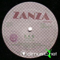 D.A.N. - Premintal / Sweet Love 12