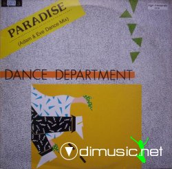 Dance Department - Paradise 12