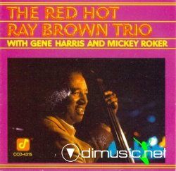 Ray Brown: The Red Hot Ray Brown Trio (1987)