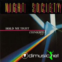 "Night Society - Hold Me Tight - Tonight 12"" Maxi [rare]"