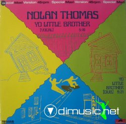 Nolan Thomas - Yo Little Brother 12