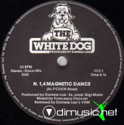 Smiles - N. 1,4 / Magnetic Dance 12' Maxi [Rare]