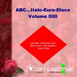 ABC...Euro-Italo-Disco Collection Vol.00-92 & 101 a 109