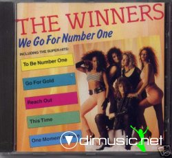 The Winners - We Go For Number One (1990)