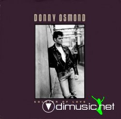 "Donny Osmond - Soldier Of Love [12"" Maxi-Single]"