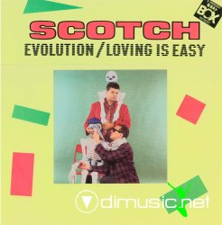 Scotch - Evolution -  Loving Is Easy (Swedish Beat Box) (12'') (Vinyl) (1985)