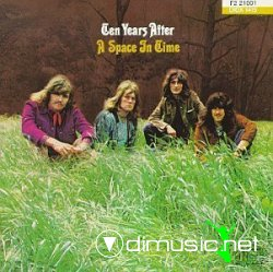 Ten Years After - A Space In Time (1971)