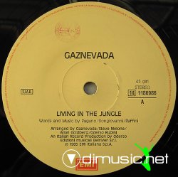 Gaznevada - Living In The Jungle 12