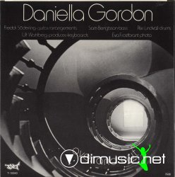 Daniella Gordon - Common Sense - 7'' Single -  1980