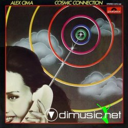 Alex Cima - Cosmic Connection (1979)