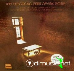 Camarata - The Electronic Spirit of Erik Satie (1972)