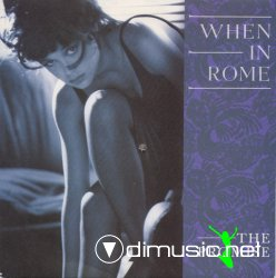 When In Home - The Promise (12'') (Vinyl) (Promo) (US) (1988)