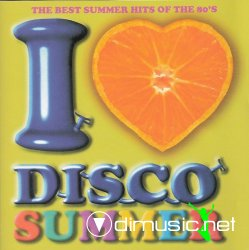 I Love Disco Summer Vol. 01