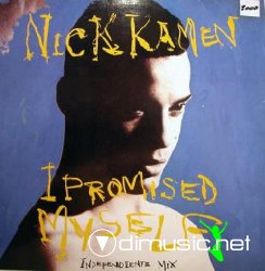 Nick Kamen - 1990 - I Promised Myself (12'') (Vinyl) (1990)