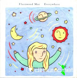 Fleetwood Mac - Everywhere (12'') (Maxi-Single) (1987)