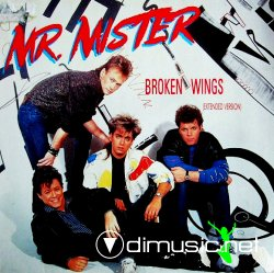 Mr. Mister - Broken Wings (12'') (Maxi-Single) (1985)