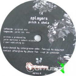 2 Players - Pitch & Shela