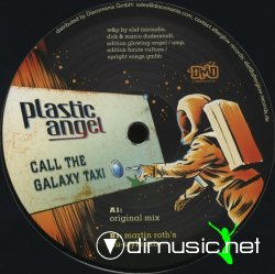 Plastic Angel Call The Galaxy Taxi