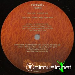 Firewall Touched Incl Plastic Angel Remix Vinyl 2002