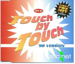 Joy - Touch by touch -   Maxi Single '98