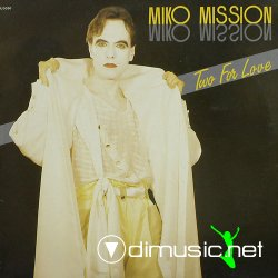 Miko Mission - Two For Love - 12''