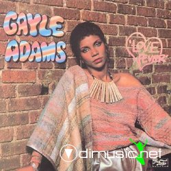 GAYLE ADAMS 1982 LOVE FEVER