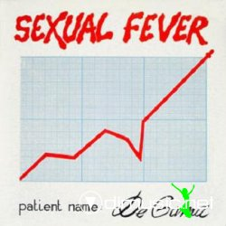 De Gama-Sexual Fever (Vinyl, 12) 1987